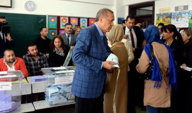 Rusya ve Bosna'dan  Erdoğan'a seçim tebriği