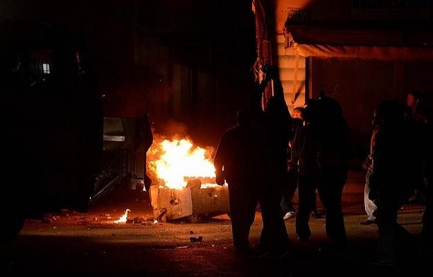 Muş'ta bir grup BDP'li olay çıkardı