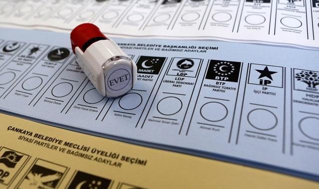 76 ilde sonuçlar belli, AK Parti güven tazeledi