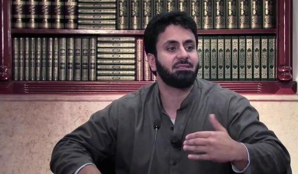 İngiltere sokaklarında vaaz eden bir Müslüman / VİDEO