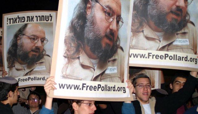 İsrail casusu Pollard serbest bırakılabilir