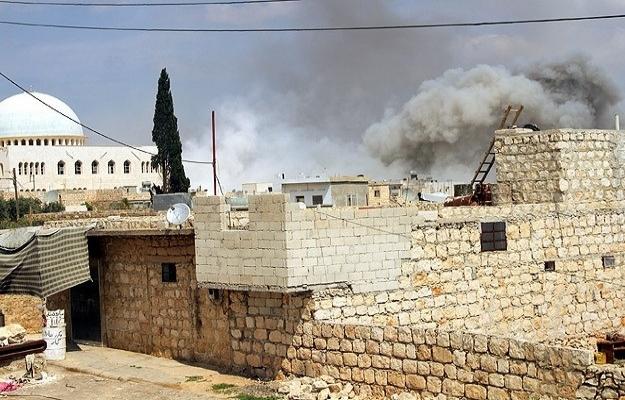 Suriye'de rejimin saldırılarında 54 kişi öldü