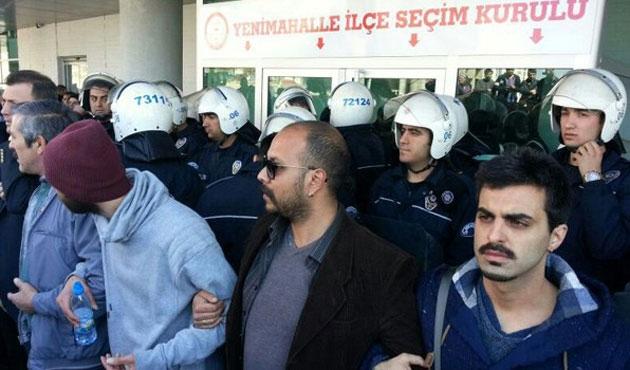 Ankara'da seçim gerginliği devam ediyor