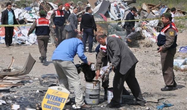 Mustafa Akaydın'ın kır evine operasyon