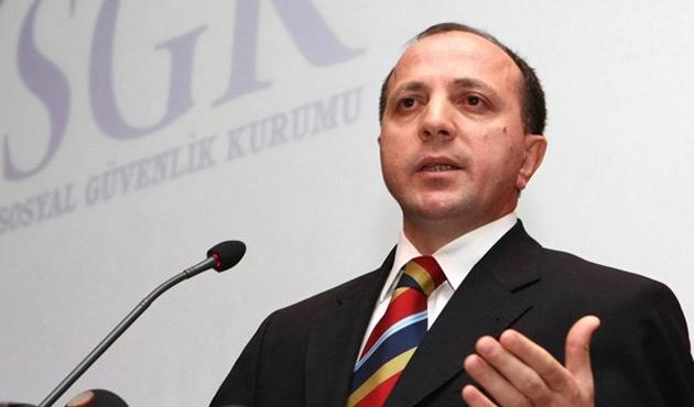 Çalışma Bakanlığı Müsteşarı görevden alındı