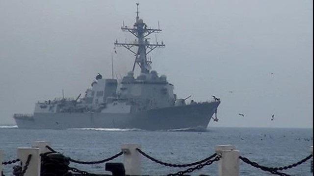 ABD'den Karadeniz'e bir destroyer daha