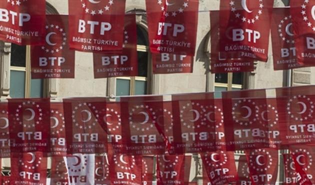 BDP ile BTP arasında 'oylar bizim' kavgası