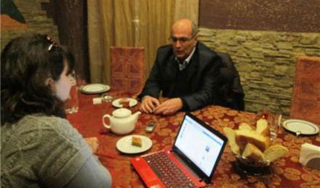 Azeri komutan: Kırım Türk toprağıdır