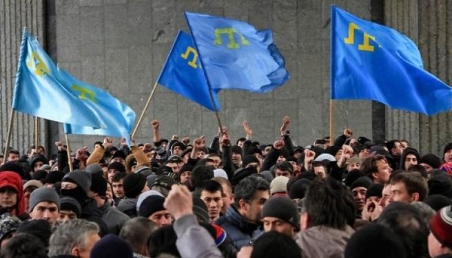 Kırım Tatar referandum hazırlığında