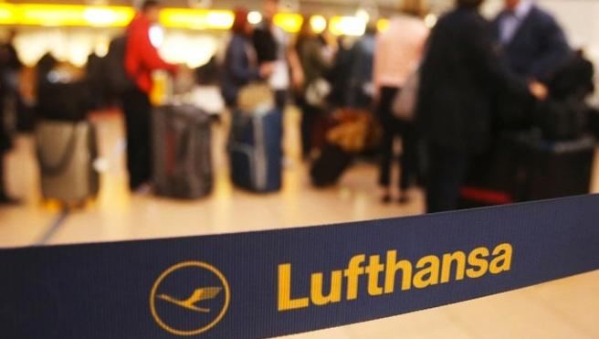 Lufthansa grevi son gününde