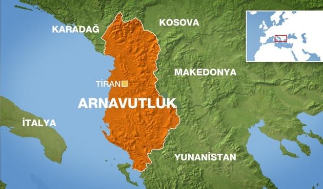 Arnavutluk'ta Osmanlı kalesi bulundu