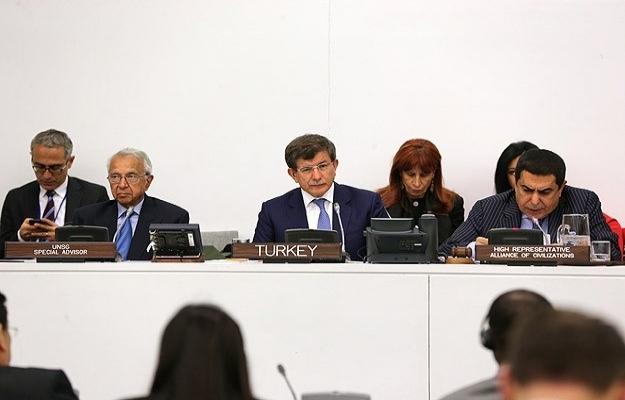 Davutoğlu, Türkiye için destek istedi
