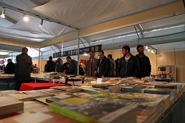 'Ulusal Erzurum Doğu Kitap Fuarı' açıldı