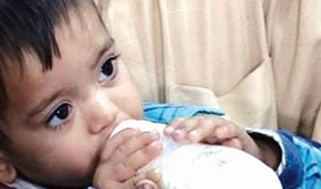 Dokuz aylık bebek sanık sandalyesinde