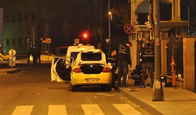 İstanbul'da canlı bomba yakalandı