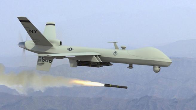 Almanya ABD'nin drone saldırılarına karşı aciz!