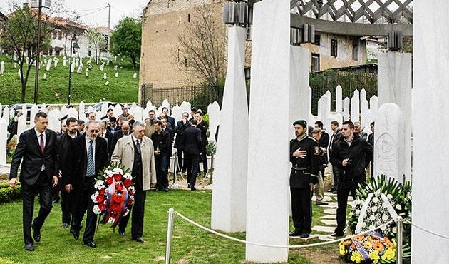 Saraybosna kuşatmasının 22. yıldönümünde acılar hala taze