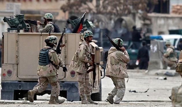 Afganistan'da Taliban'la çatışma: 11 ölü