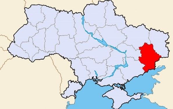 Doğu Ukrayna