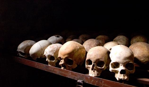 20. yılında Ruanda katliamı
