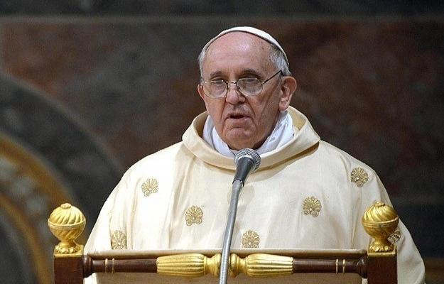 Papadan G20'ye 'terörizmle mücadele' mektubu