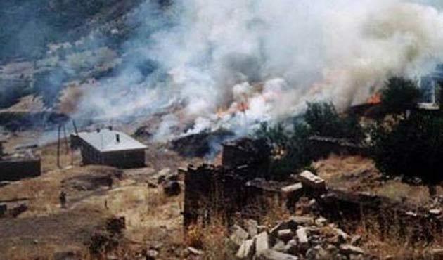 Köy bombalama davası bu kez AYM'de