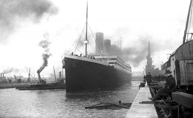 Meçhule Giden Bir Gemi