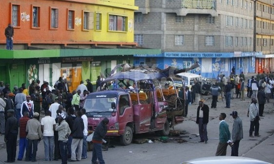 Kenya'da bombalı saldırı: 4 ölü