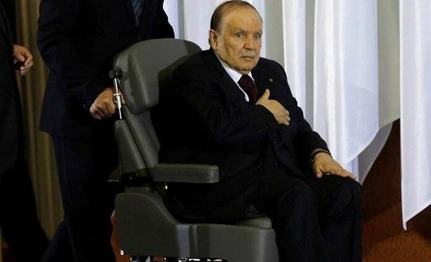 Cezayir Devlet Başkanı Buteflika hastaneye kaldırıldı