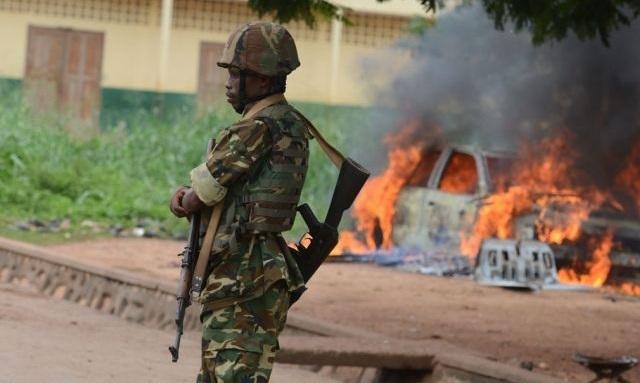 Orta Afrika'da ayaklanma çağrıları
