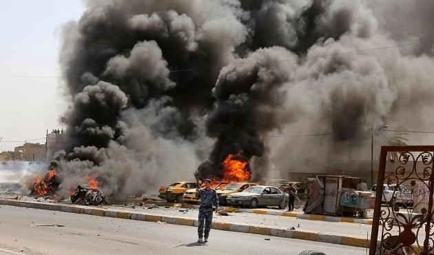 Irak, hava sahasını ABD'ye açmaya hazır