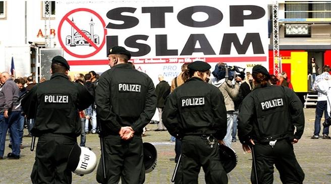 Alman ırkçılarla Müslümanlar biraraya gelecek
