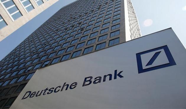 Deutsche Bank 9 bin kişiyi işten çıkaracak