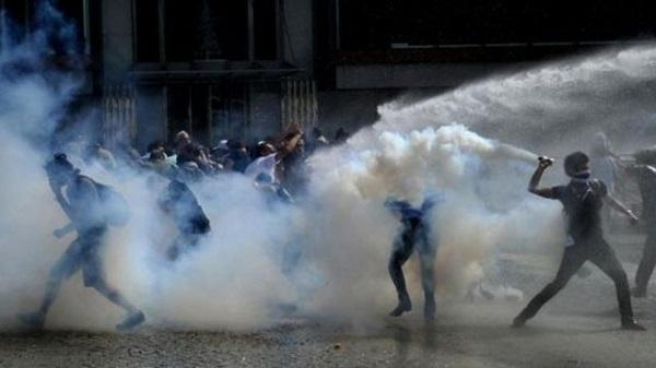 Gezi'de gözaltına alınan 35 kişi serbest