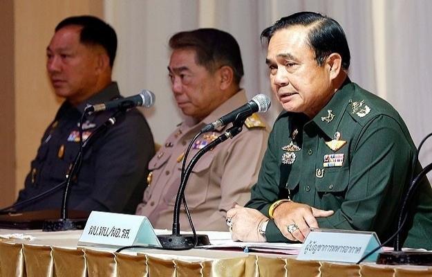 Tayland cuntasından Patani için barış adımı