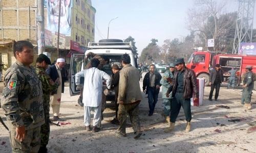 Afganistan'da saldırı: 4'ü NATO askeri 16 ölü
