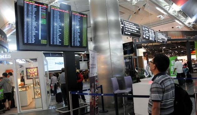 Atatürk Havalimanı'nda uçuş rekoru