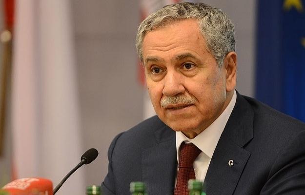 Arınç: Halkımız AK Parti'nin adayını destekleyecek