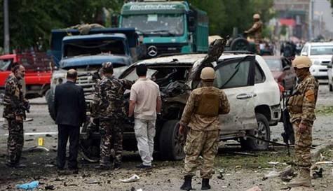 Afganistan'da intihar saldırısı, bir ölü