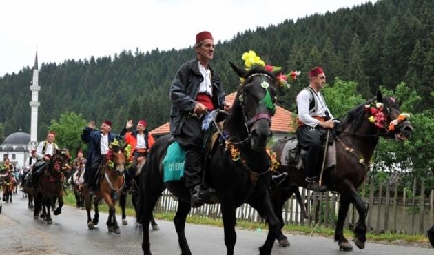 Bosna Hersek'te Ayvaz Dede şenlikleri başlıyor