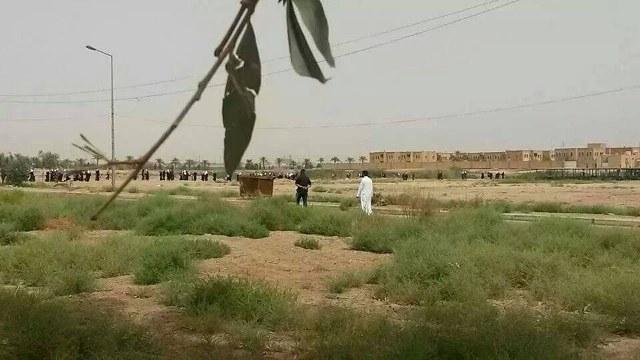 Enbar'da şimdi de gıda sıkıntısı başgösterdi