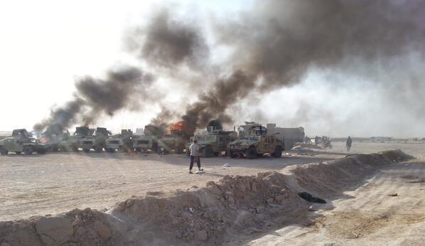 IŞİD'den 2 ilçe geri alındı