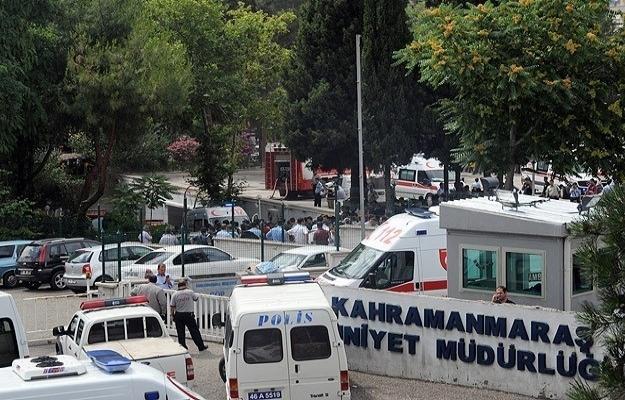 Poligondaki patlamada yaralanan polis hayatını kaybetti