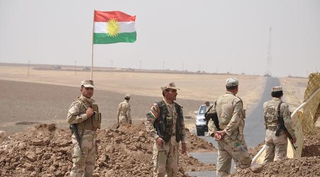 IŞİD ve Peşmerge Musul sınırında çatışıyor