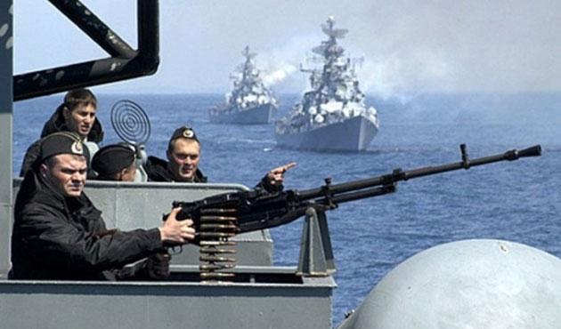 Rusya'dan NATO'nun tatbikatına tatbikatla cevap