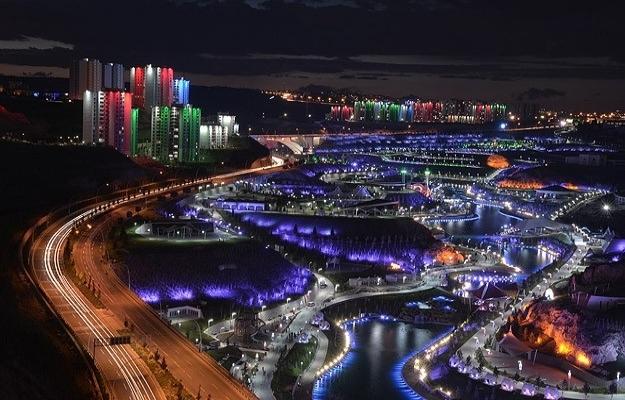 Başkentin 'Kuzey Yıldızı' açıldı