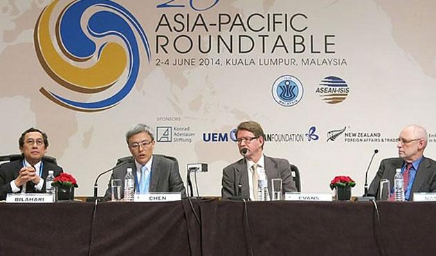 Çin-ABD çekişmesi ve Asya-Pasifik gündemi