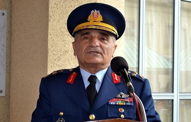 Korgeneral Bilgin için suç duyurusu