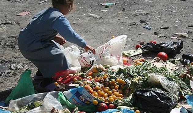 Sebze ve meyvenin yüzde 25'i çöpe gidiyor