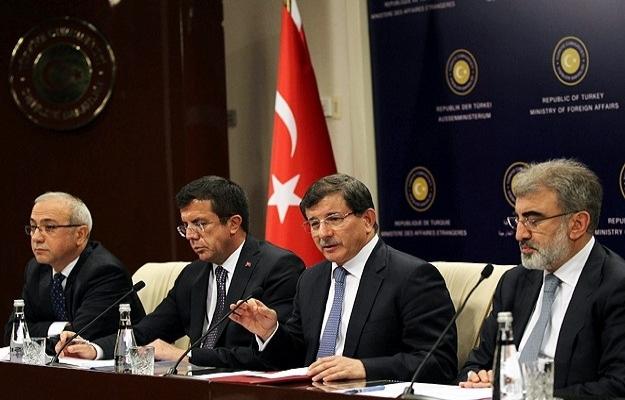 Davutoğlu: Irak'la işbirliği projelerimiz devam edecek